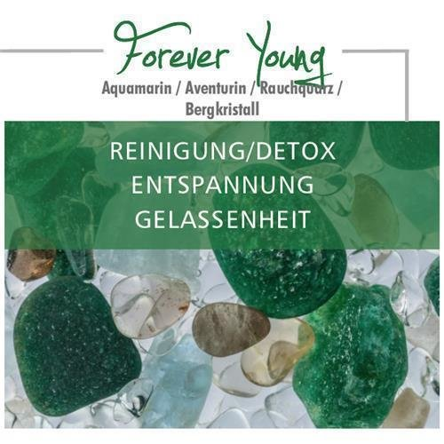 VitaJuwel® Edelstein Phiole | Forever young