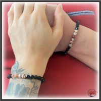 """Partner Armband """"Strong Energy"""" & """"Strong Stone"""""""